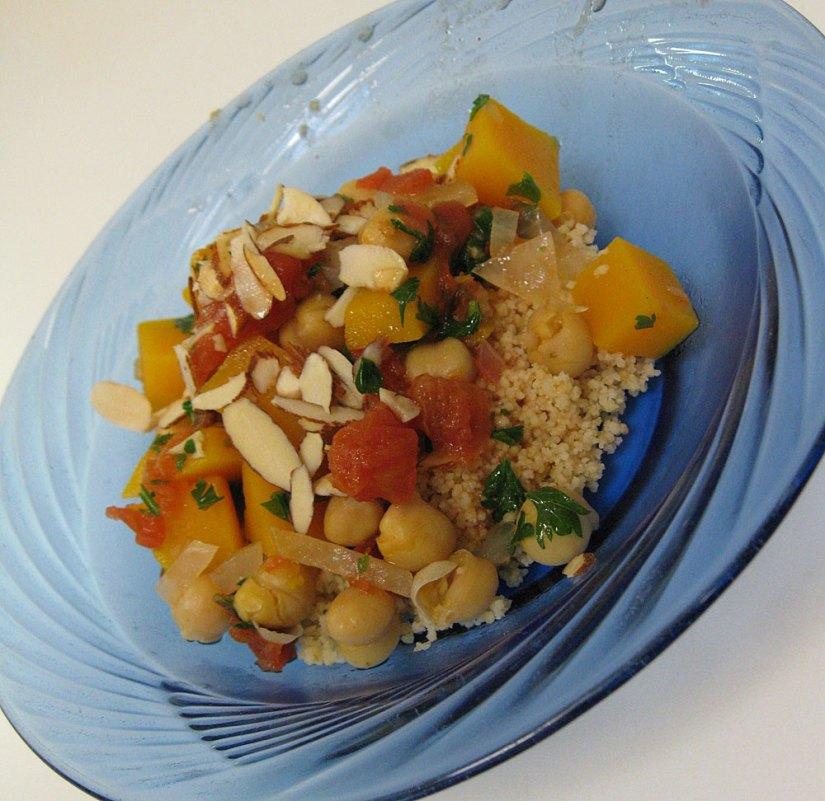 butternut-squash couscous