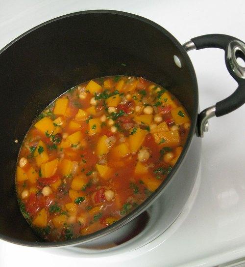 butternut-squash stew