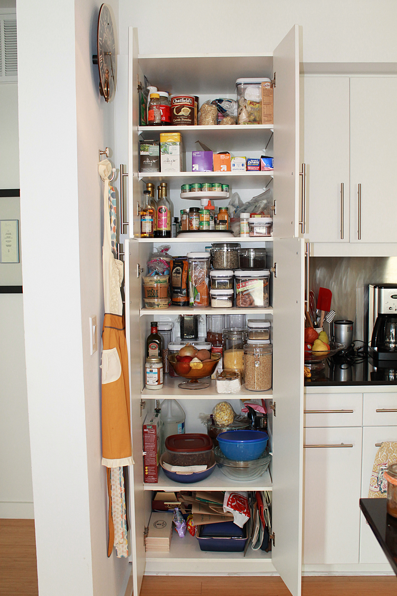 how to build a whole foods pantry