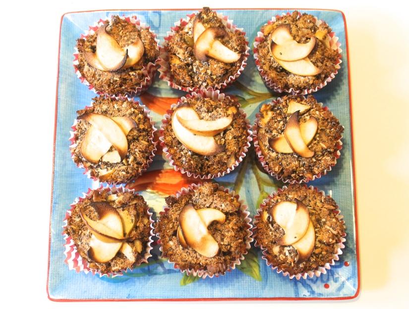 oh-mega apple muffins